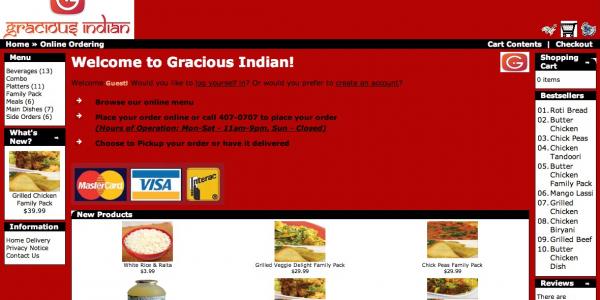 Gracious Indian